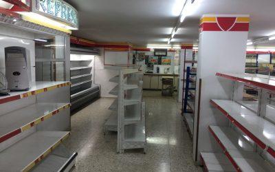 Local con licencia de supermercado en Arteixo